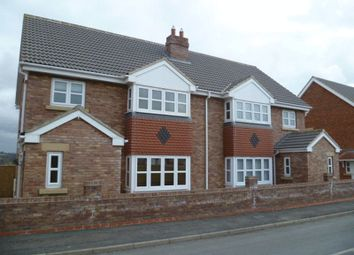 Thumbnail 4 bed semi-detached house to rent in Valley View, Witton Park, Bishop Auckland