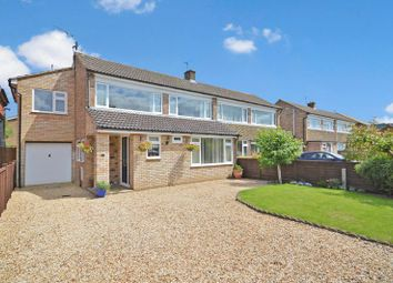 Thumbnail 5 bed semi-detached house for sale in Cherry Tree Road, Chinnor