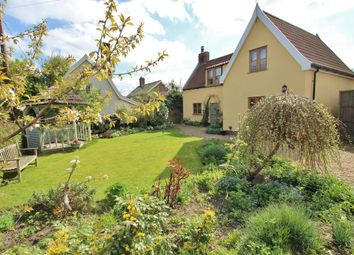 Thumbnail 3 bedroom detached house for sale in Wetherden, Stowmarket, Suffolk
