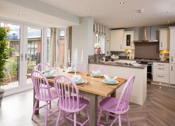 """Thumbnail 4 bed end terrace house for sale in """"Hertford"""" at Wedgwood Drive, Barlaston, Stoke-On-Trent"""