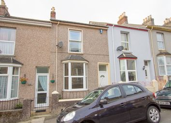 Thumbnail 2 bed terraced house for sale in Hanover Road, Laira, Plymouth