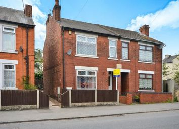 Thumbnail 3 bed semi-detached house for sale in Albert Street, Mansfield Woodhouse, Mansfield, Nottinghamshire