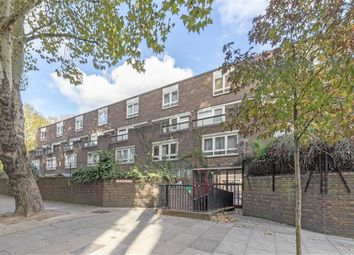 Thumbnail 3 bed flat for sale in Oakley Square, London