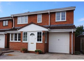 Thumbnail 4 bed detached house for sale in Oakwood Close, Essington, Wolverhampton