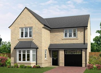 "Thumbnail 4 bed detached house for sale in ""The Settle V1"" at Roes Lane, Crich, Matlock"