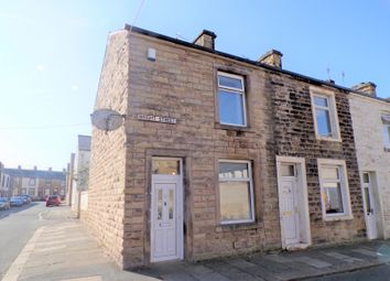 Thumbnail 2 bed end terrace house for sale in Bright Street, Padiham