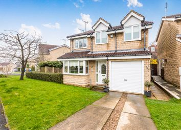 Thumbnail 4 bedroom detached house for sale in Ambler Rise, Aughton, Sheffield, South Yorkshire