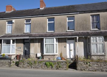 3 bed terraced house for sale in 2 Kingswood Terrace, Station Road, St.Clears SA33