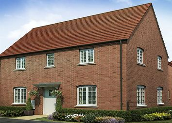 """Thumbnail 4 bed end terrace house for sale in """"The Buxton"""" at Whitelands Way, Bicester"""