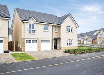 Thumbnail 5 bed detached house for sale in Mossend Gardens, West Calder, West Lothian