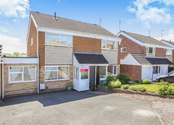 Thumbnail 4 bed semi-detached house for sale in Beaulieu Close, Kidderminster
