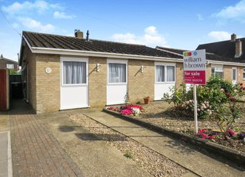 Thumbnail 2 bedroom detached bungalow for sale in Lime Tree Avenue, Wymondham