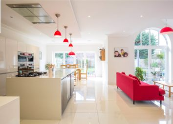 Thumbnail 6 bedroom detached house for sale in Arkley Lane, Arkley, Barnet