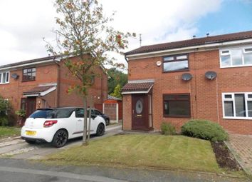 Thumbnail 2 bedroom semi-detached house to rent in Middlebrook Drive, Lostock, Bolton