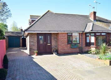 Thumbnail 3 bed bungalow for sale in Roseleigh Road, Sittingbourne, Kent
