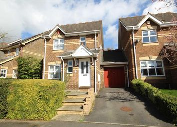 Thumbnail 3 bedroom detached house for sale in Reynolds Way, St Andrew's Ridge, Swindon