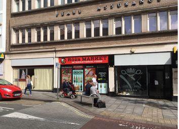 Retail premises to let in Union Street, Torquay TQ1