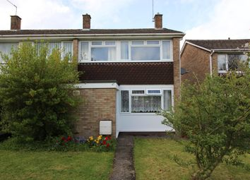 Thumbnail 3 bed terraced house for sale in Hawthorn Close, Pucklechurch, Bristol
