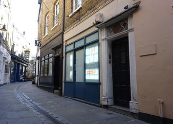 Thumbnail Retail premises to let in 2 Turnpin Lane, Greenwich, London