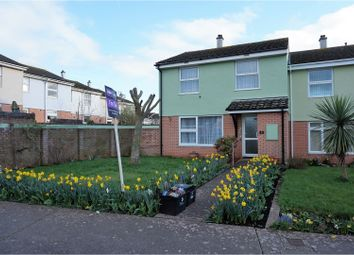 Thumbnail 3 bedroom end terrace house for sale in Powderham Road, Torquay