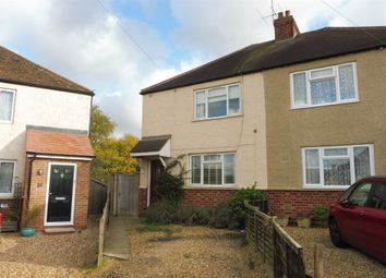 Thumbnail 3 bedroom semi-detached house for sale in Ancell Road, Stony Stratford, Milton Keynes