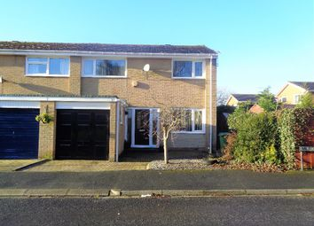 Thumbnail 3 bed semi-detached house to rent in Matfen Court, Sedgefield, Stockton-On-Tees