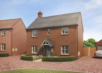 Thumbnail 3 bedroom detached house for sale in The Carlton, Kingsbury Park, Coventary Road, Lutterworth
