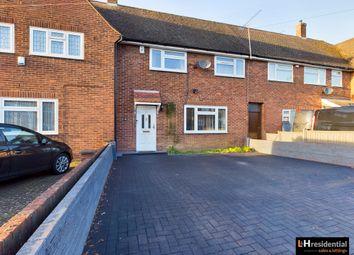 Thumbnail 4 bed terraced house for sale in Hartforde Road, Borehamwood