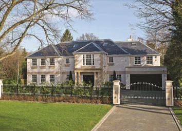 Icklingham Road, Cobham, Surrey KT11. 7 bed detached house for sale