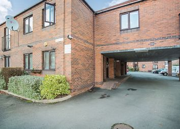 Thumbnail 2 bed flat for sale in Bentley Road, Nuneaton