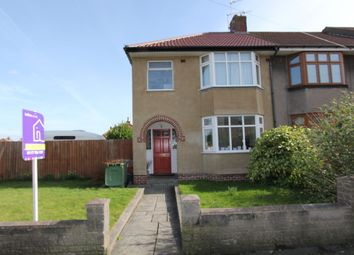 Thumbnail 3 bed semi-detached house to rent in Buckingham Place, Downend, Bristol