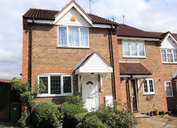 Thumbnail 3 bed end terrace house for sale in Oberon Close, Borehamwood