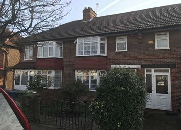 Thumbnail 4 bed terraced house for sale in Oakleigh Avenue, Edgware, Middlesex