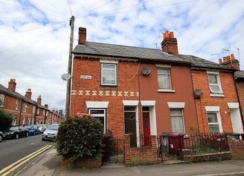 Thumbnail 3 bed end terrace house for sale in West Hill, Reading