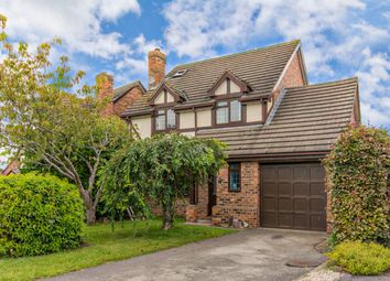 5 bed detached house for sale in Fothergill Way, Wem, Shrewsbury SY4