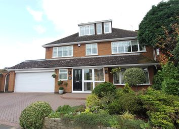 Thumbnail 5 bedroom detached house for sale in Fernhill Way, Wolvey, Hinckley