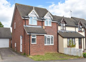 Thumbnail 3 bed end terrace house for sale in Noyes Avenue, Laxfield, Woodbridge