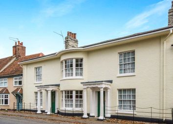 Thumbnail 6 bed terraced house for sale in Lower Street, Stratford St. Mary, Suffolk