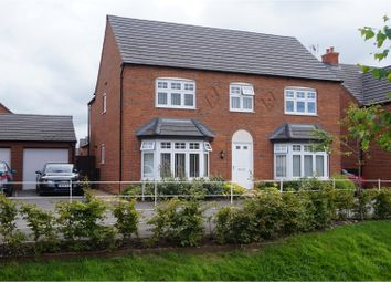 Thumbnail 5 bed detached house for sale in Green Howards Road, Chester