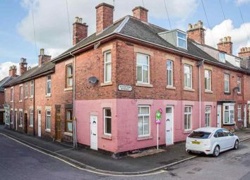 Thumbnail 2 bed flat to rent in Gladstone Street, Leek