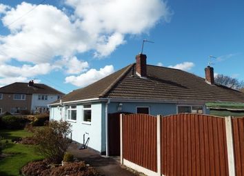 Thumbnail 2 bed bungalow to rent in St. Alban Rd, Penketh, (Bungalow)