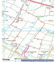 Thumbnail Land for sale in St. Johns Chapel, Bishop Auckland