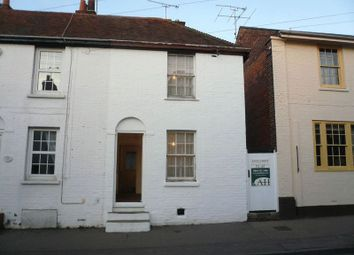 Thumbnail 2 bed terraced house to rent in The Street, Boughton-Under-Blean, Faversham