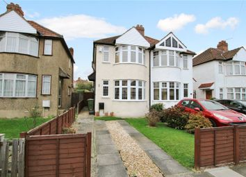 Thumbnail 2 bed semi-detached house for sale in Curran Avenue, Sidcup, Kent