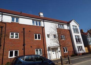 Thumbnail 1 bed flat to rent in Sir Henry Brackenbury Road, Ashford