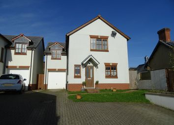 Thumbnail 4 bed detached house for sale in West Rock Drive, Bishops Nympton, South Molton