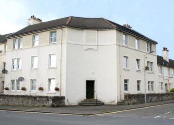 Thumbnail 2 bed flat for sale in Adelaide Street, Helensburgh, Argyll And Bute