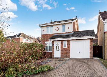 Thumbnail 3 bed detached house for sale in Highdowns, Hatch Warren, Basingstoke