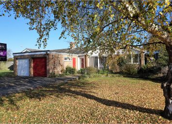 Thumbnail 3 bed semi-detached bungalow for sale in Pelham Way, Cottenham, Cambridge