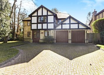 Thumbnail 5 bedroom detached house for sale in Firs Road, Kenley